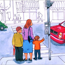 Конкурс внимание дети на дороге рисунки