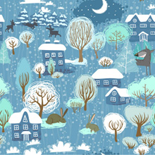 Картинки джетские на тему зимушка зима